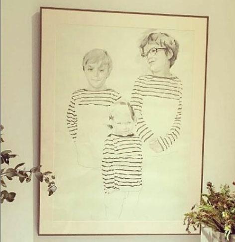 Retratos a lapiz. Arte por encargo