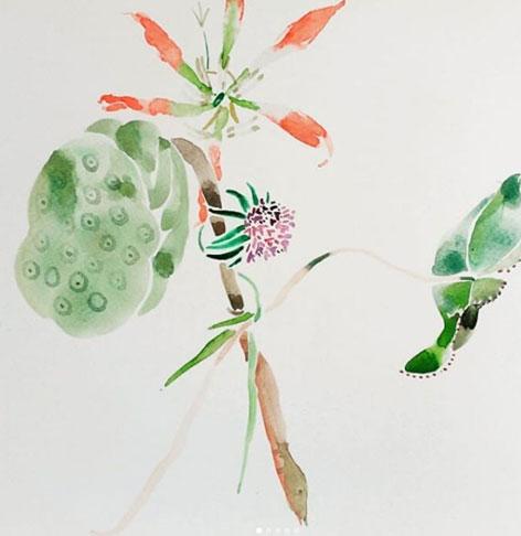 Flores. Arte por encargo